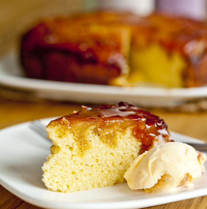 Fast Ed Honey Cake Recipe