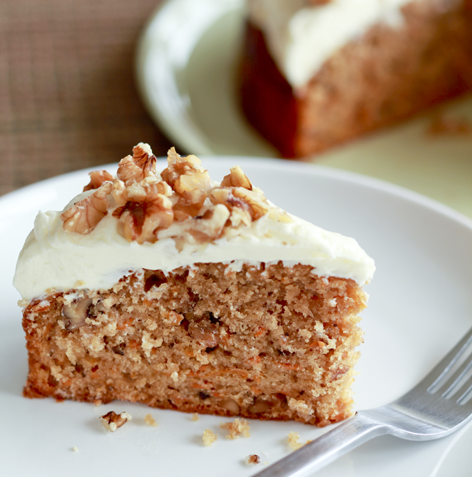 Fast Ed Carrot Cake Recipe