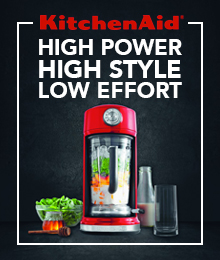The amazingly powerful new blender from KitchenAid